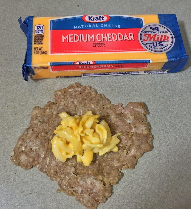 how to make mac and cheese and meatballs